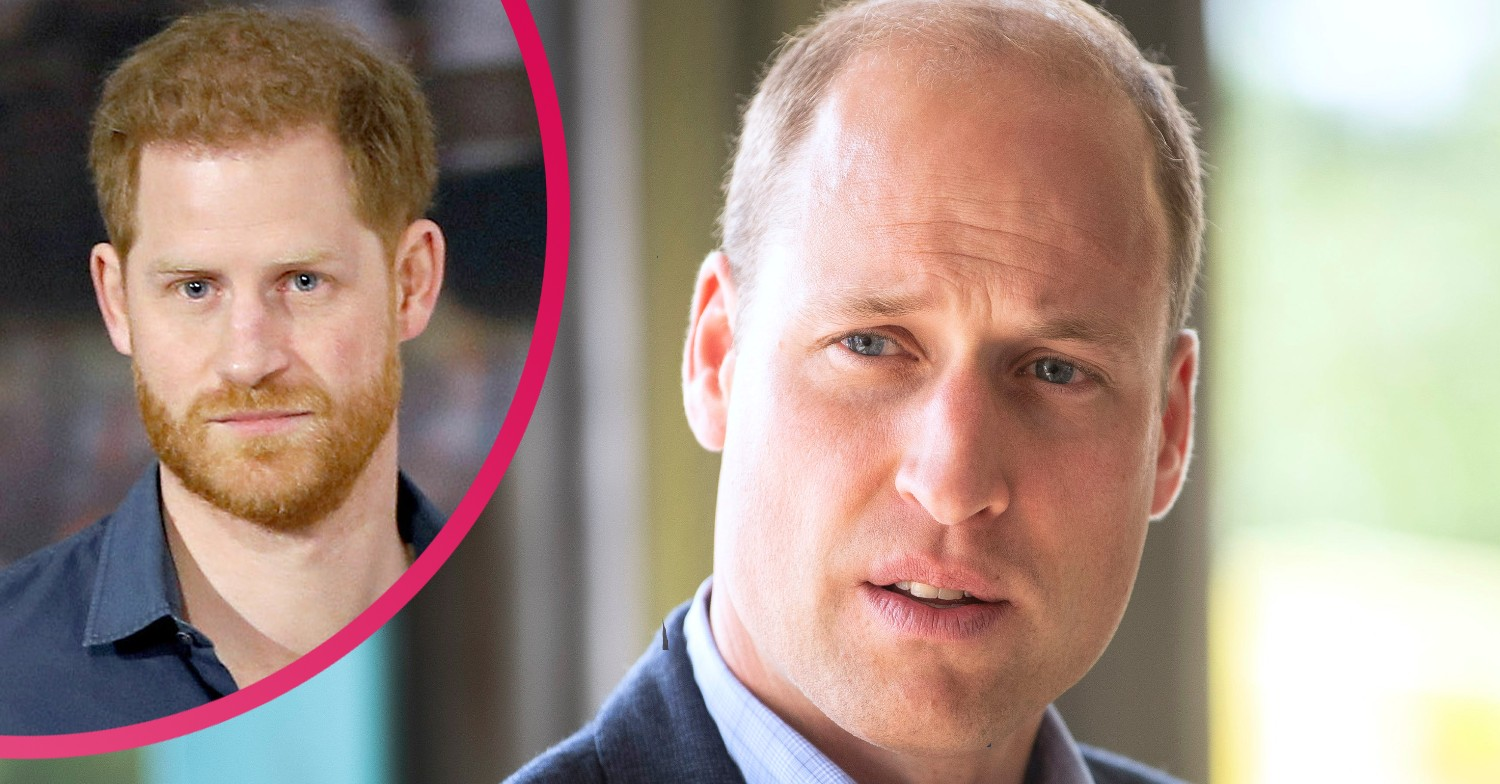 Prince William claims in new Prince Harry book are 'brutally unfair' says royal expert