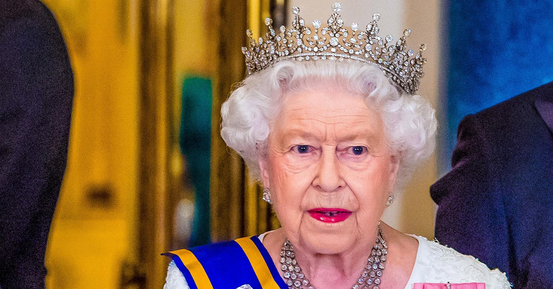 the queen lockdown