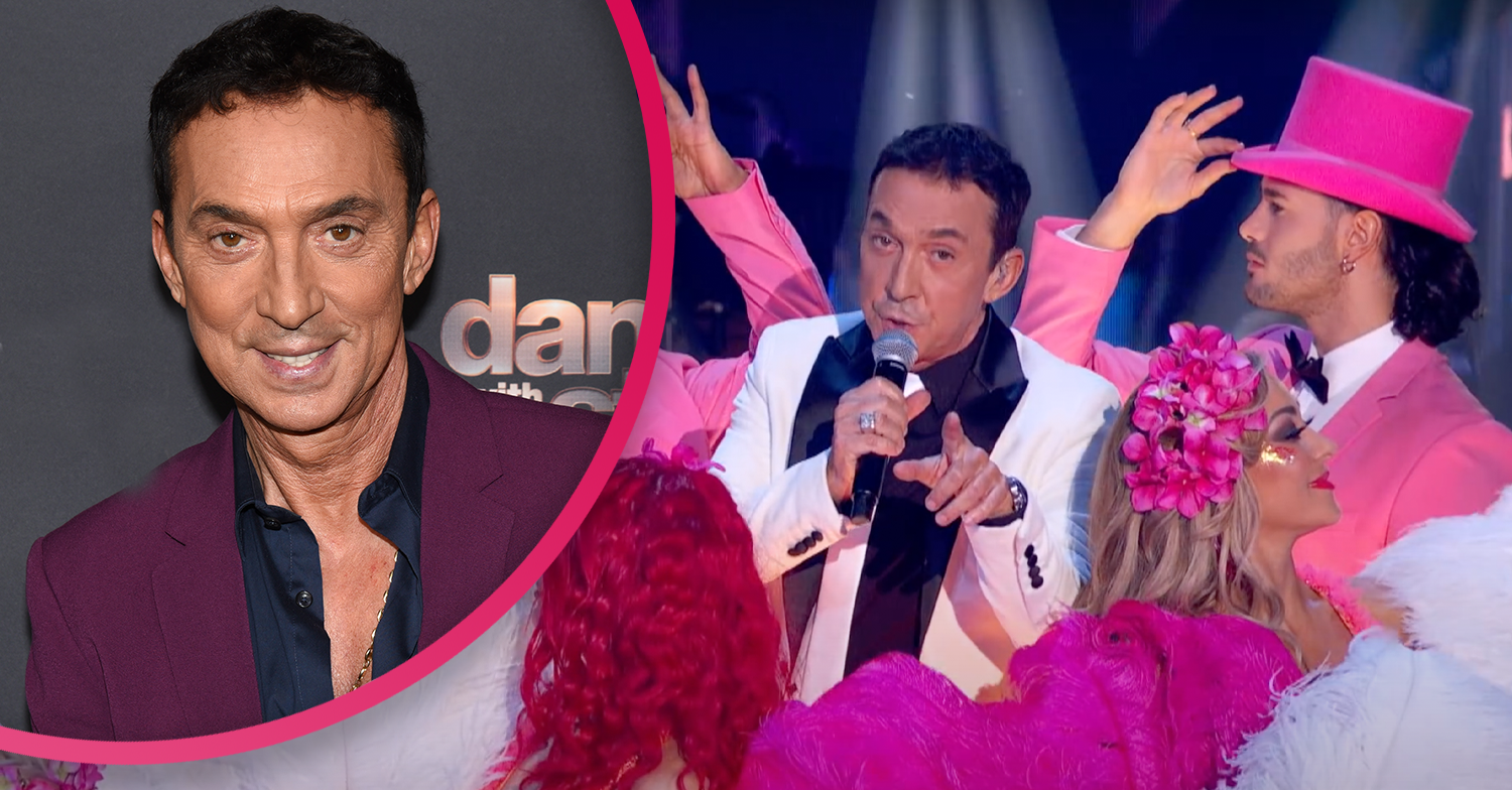 Bruno Tonioli set for triumphant return on Strictly Come Dancing finale