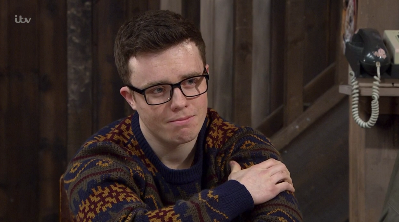 Vinny Dingle Emmerdale (Credit: ITV)