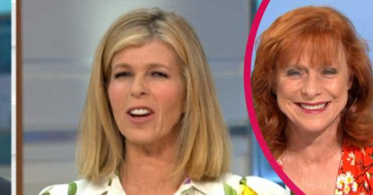 GMB Kate Garraway Dr Sarah Jarvis