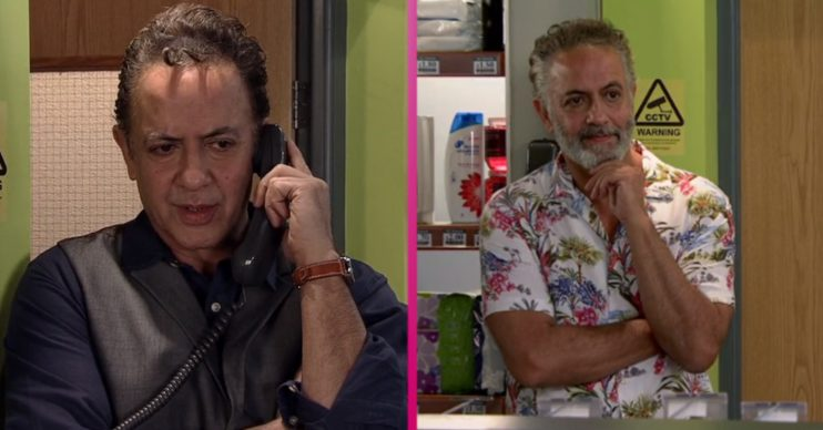 Coronation Street fans love Dev Alahan's new post-lockdown beard
