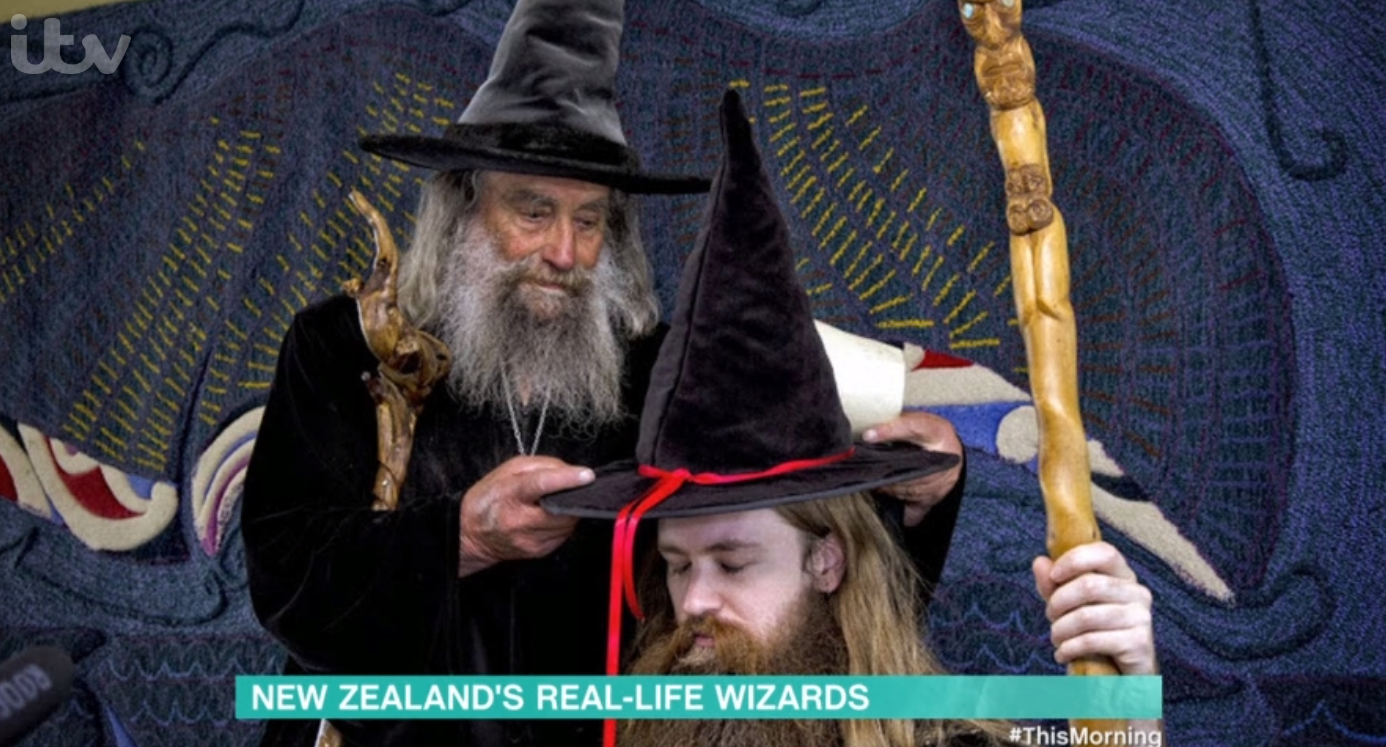 This Morning wizard