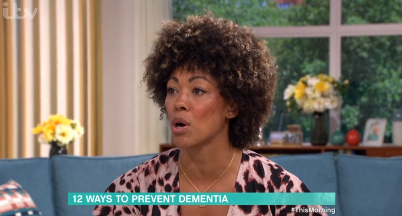 Zoe Williams on This Morning