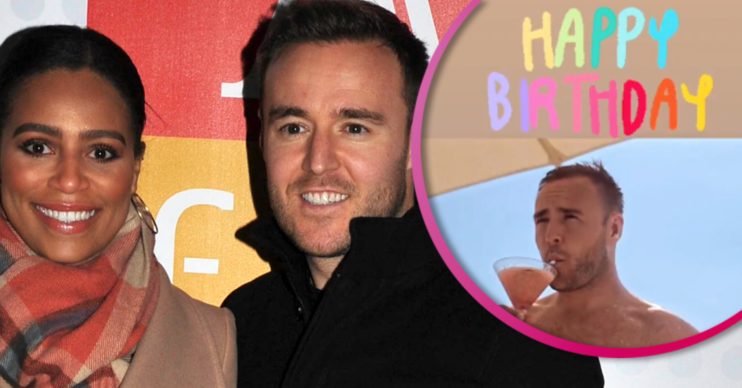 Alan Halsall birthday