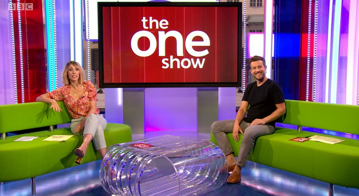 The One Show Chris Ramsey