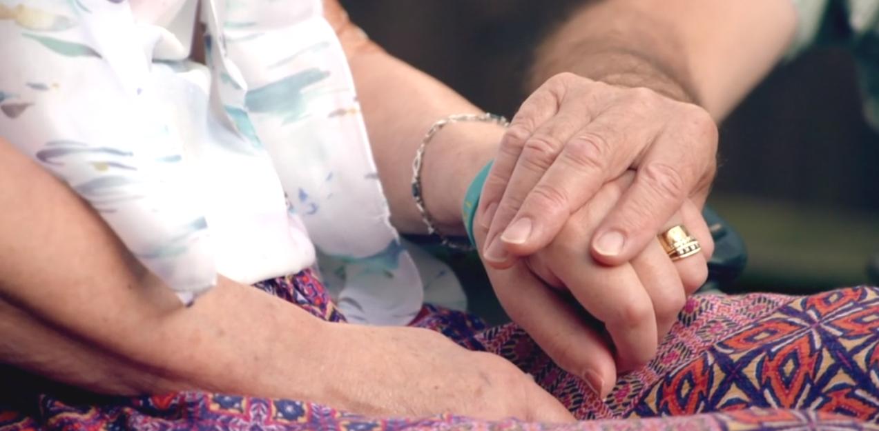 24 Hours in A&E elderly couple