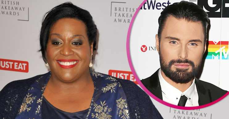Alison Hammond and Rylan