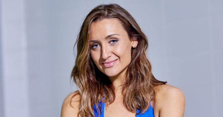 Catherine Tyldesley hair