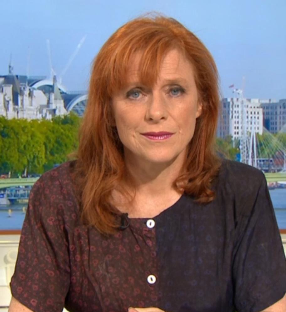 Dr Sarah Jarvis GMB (Credit: ITV)