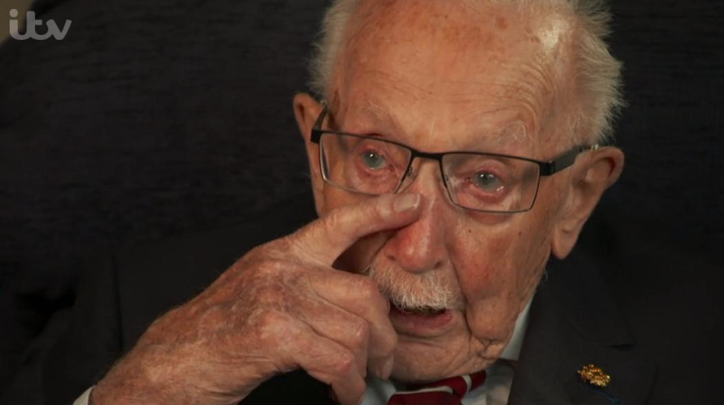 Captain Sir Tom Moore documentary