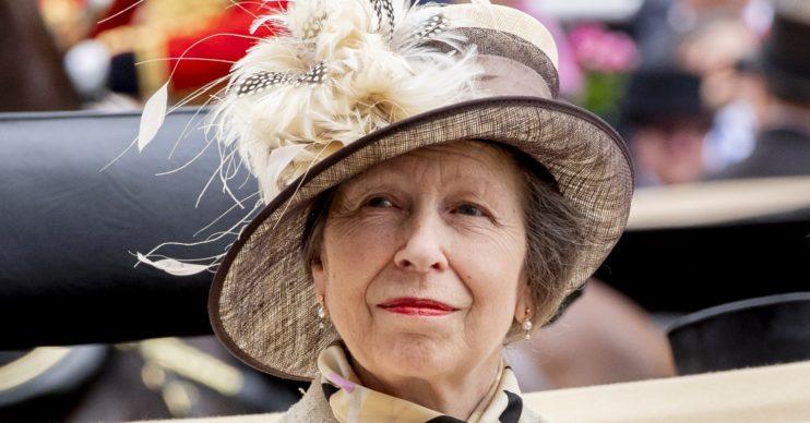 princess anne 70th birthday