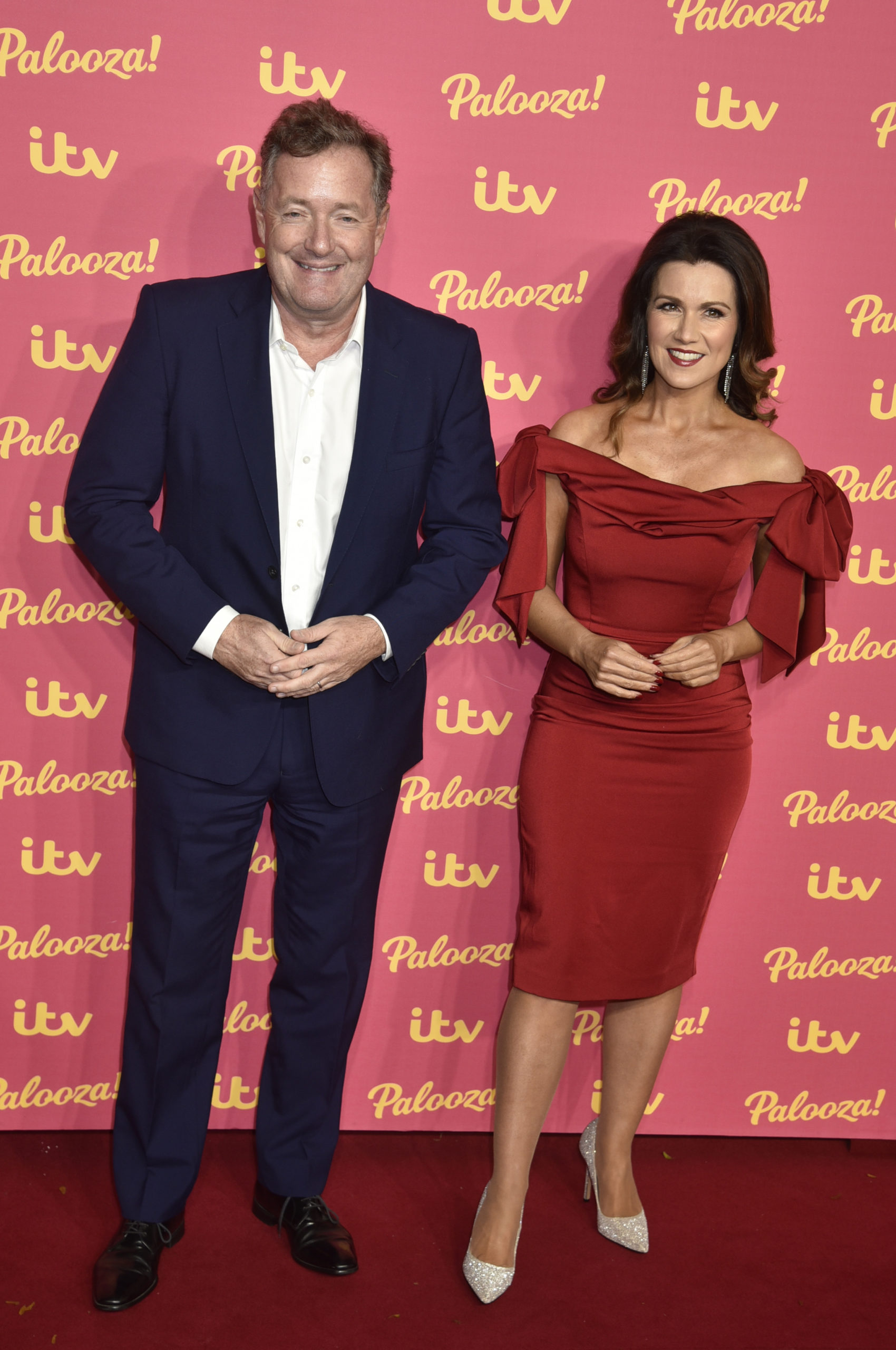 Piers has had to cut holiday plans short