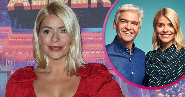 Holly Willoughby holiday