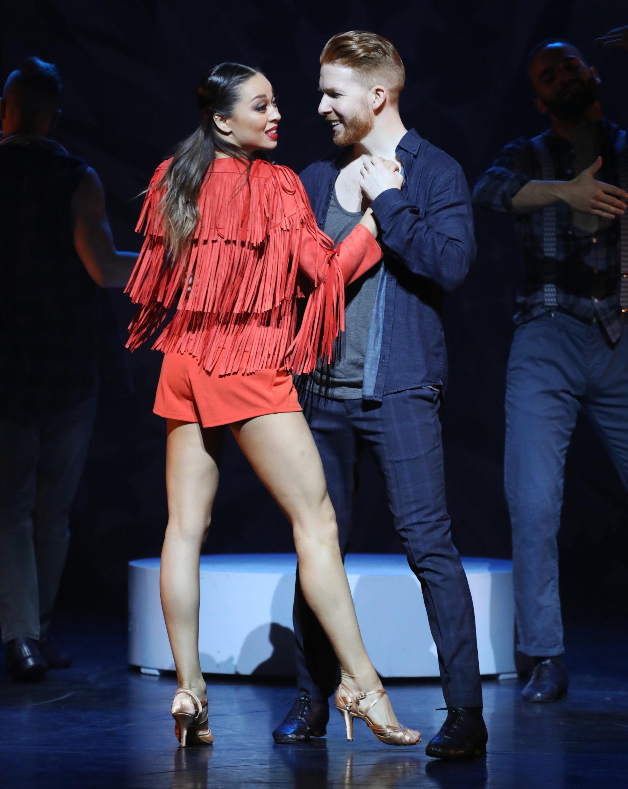 Neil Jones and Katya were together for six years before splitting