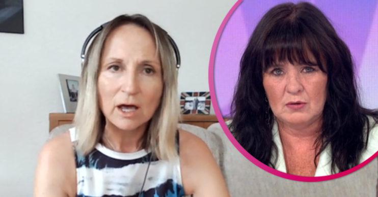 Carol McGiffin and Coleen Nolan on Loose Women