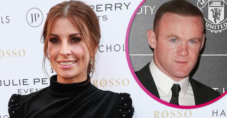 Coleen Rooney and Wayne
