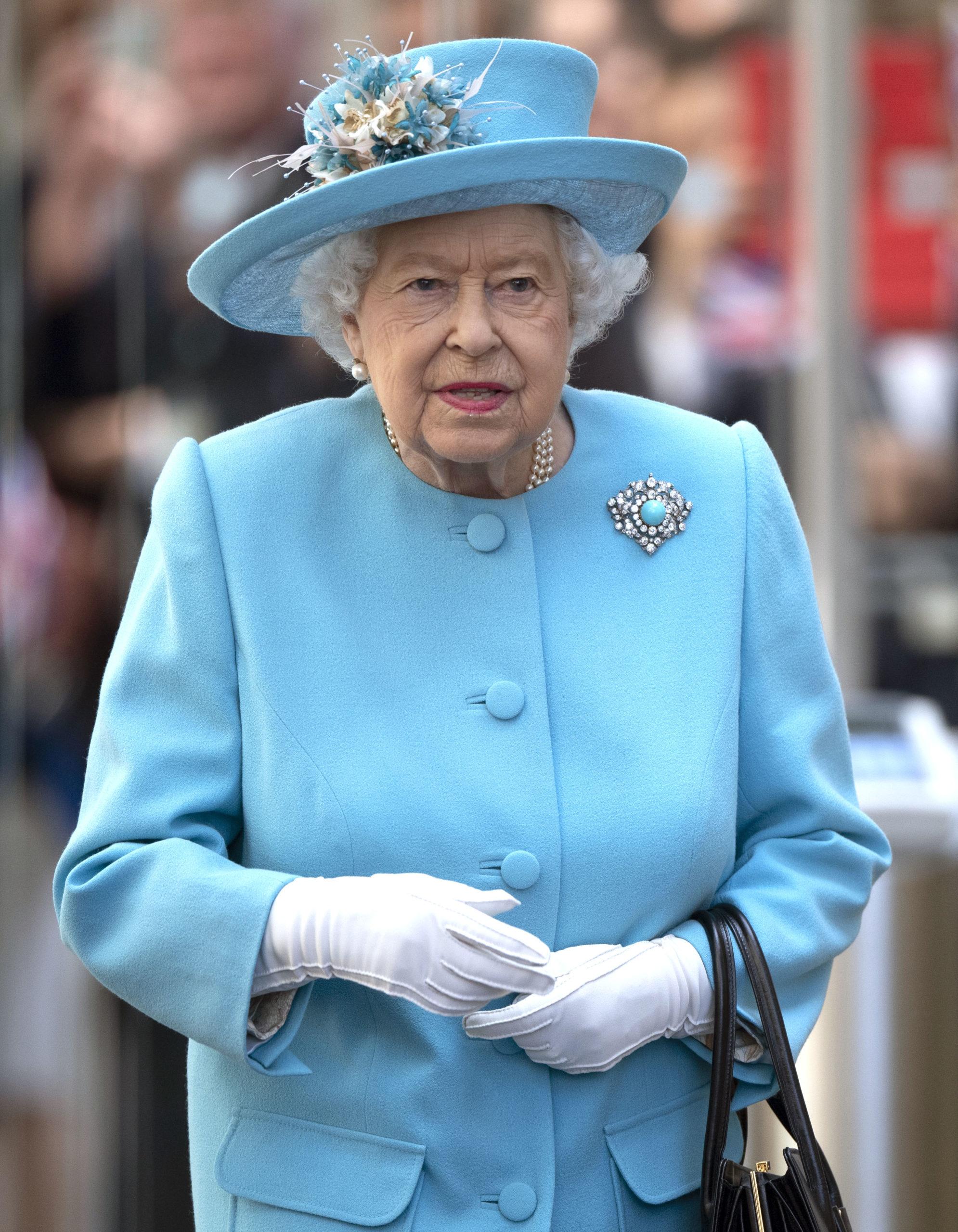 The Queen's horse