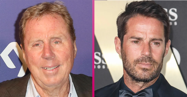 Jamie Redknapp Harry Redknapp young