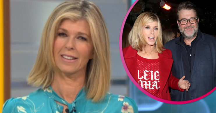 Kate Garraway GMB return