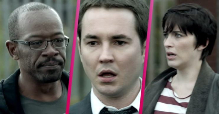 line of duty series one ending