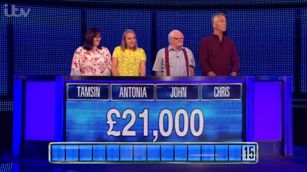 the chase terrible