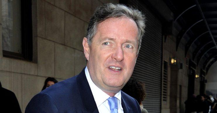 Piers Morgan migrants