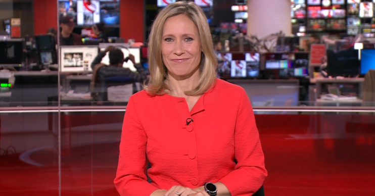 BBC News At Six Sophie Raworth