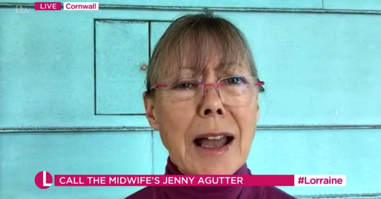 Jenny Agutter Call The Midwife Christmas special 2020