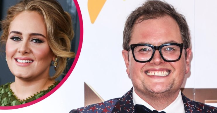 alan carr weight
