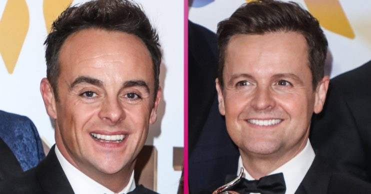 ant dec bbc
