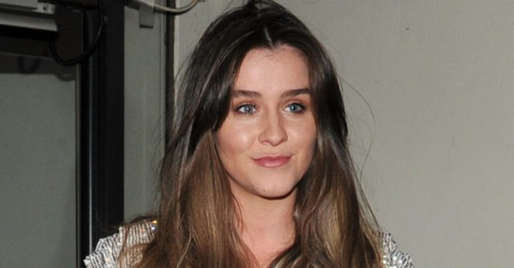 Brooke Vincent spiders