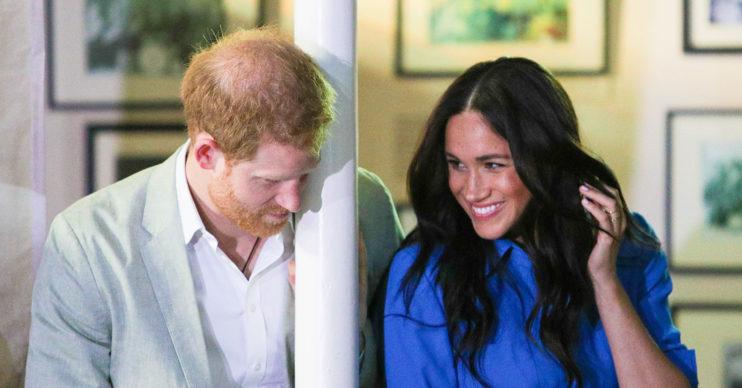 meghan markle prince harry charity