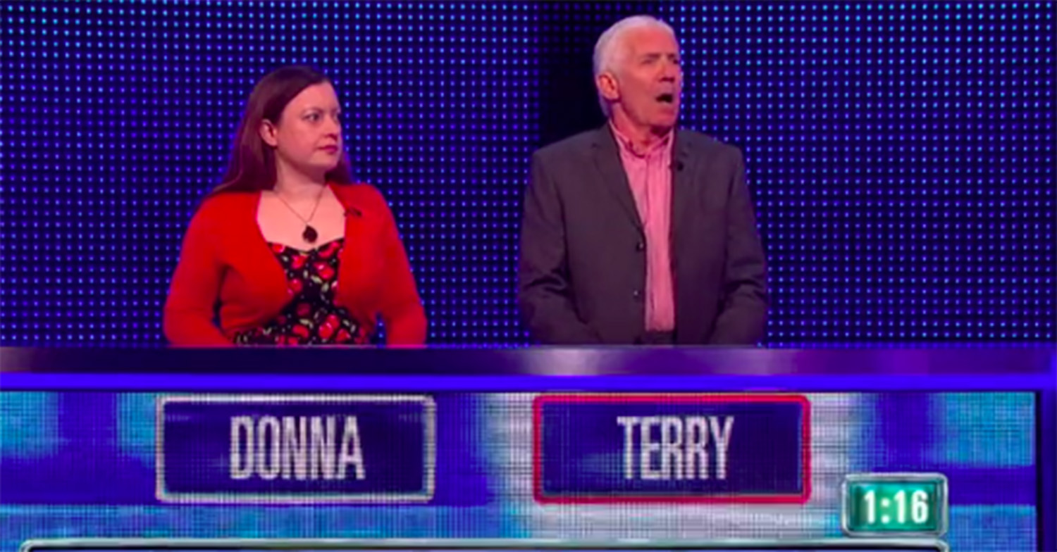 the chase terry donna