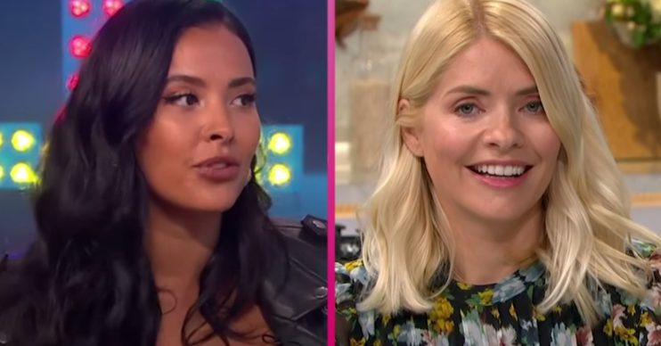 Celebrity Juice: Holly Willoughby to be replaced by Maya Jama?