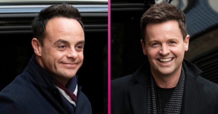 ant and dec netflix