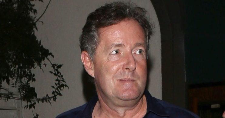 Piers Morgan famous friends