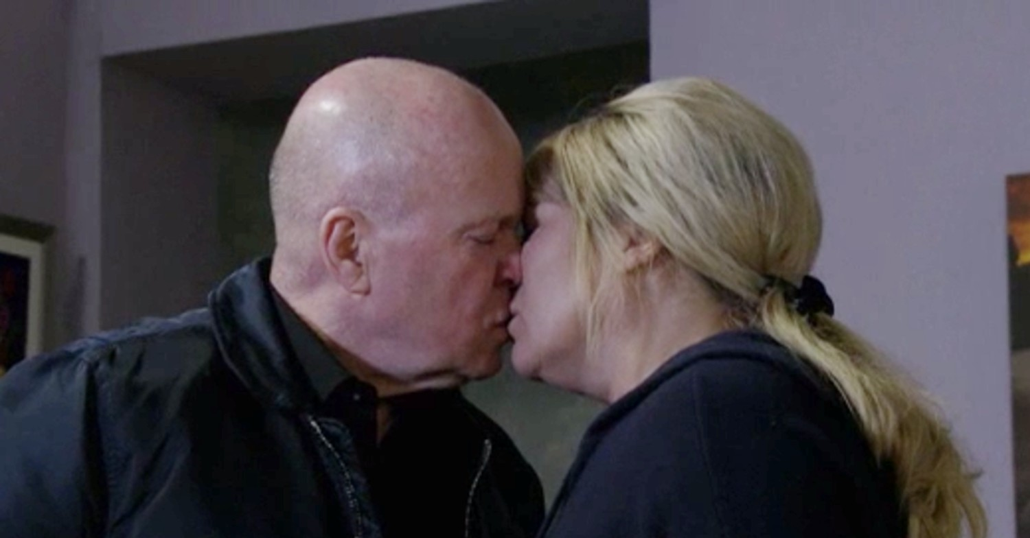 EastEnders Phil and Sharon