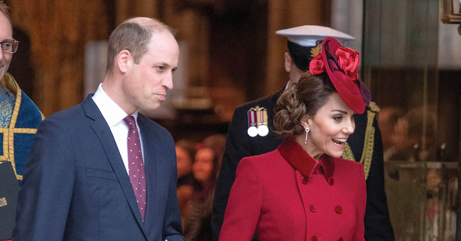 kate middleton the queen