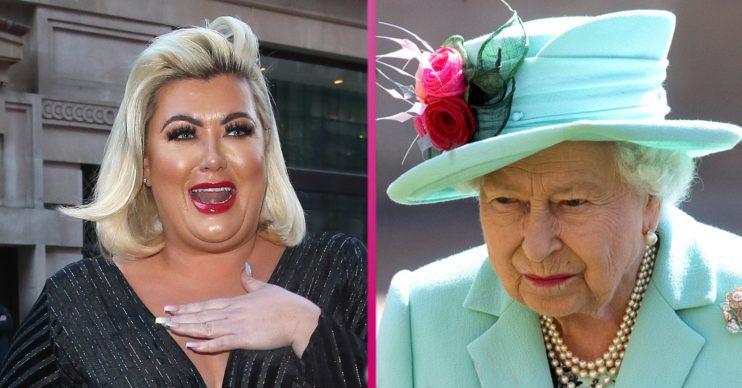 gemma collins the queen