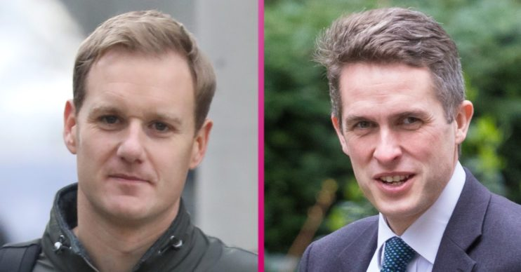 bbc breakfast dan walker gavin williamson