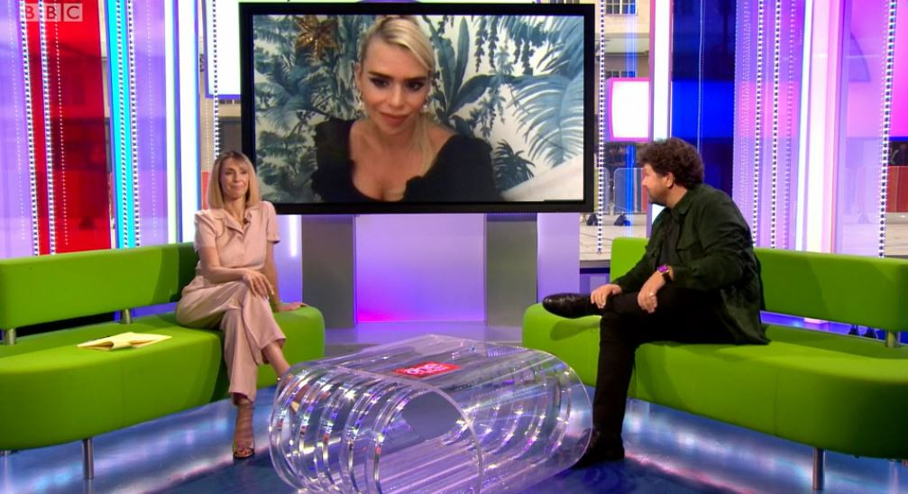 billie piper the one show