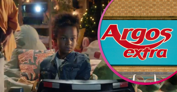 Argos advert