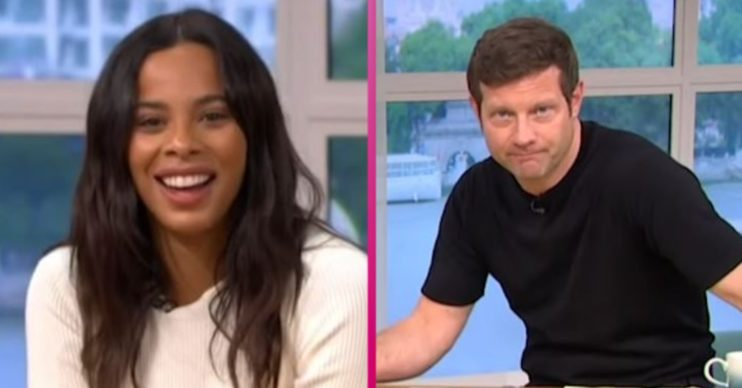 Rochelle humes this morning