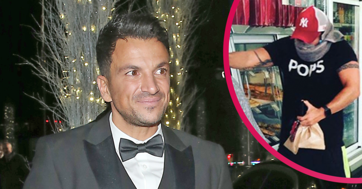 Peter Andre Covid