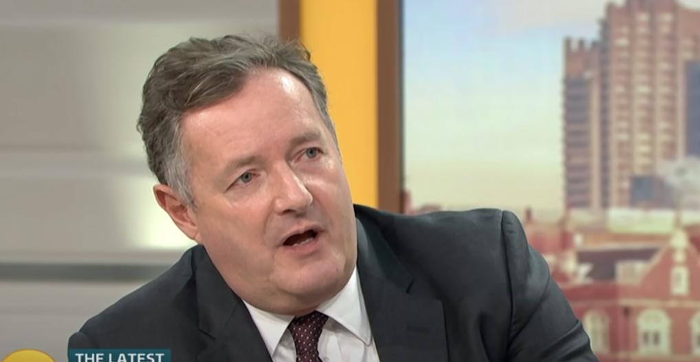 Piers Morgan ITV
