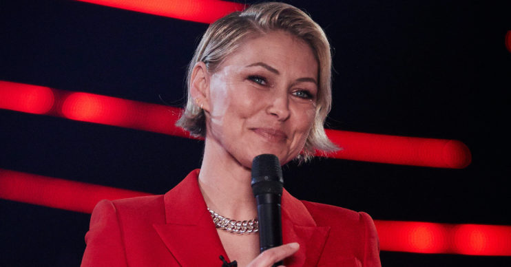 The Voice Kids Emma Willis