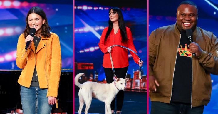 Britain's Got Talent semi-finalists