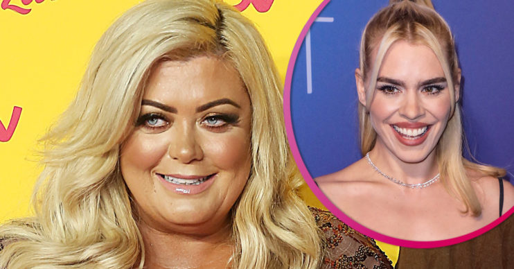 Gemma Collins and Billie Piper