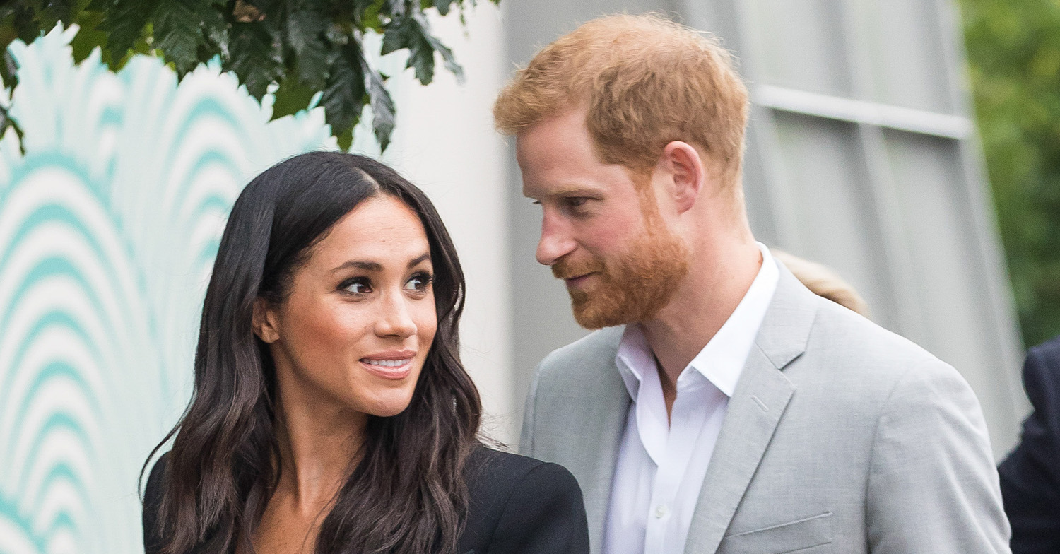 prince harry meghan markle the queen